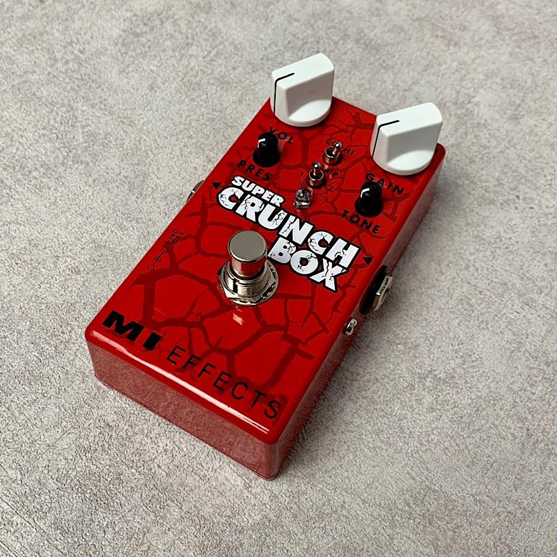 MI AUDIO / Super Crunch Box【中古】【used/ユーズド】【エレキギター/エフェクター/ディストーション】【smtb-tk】