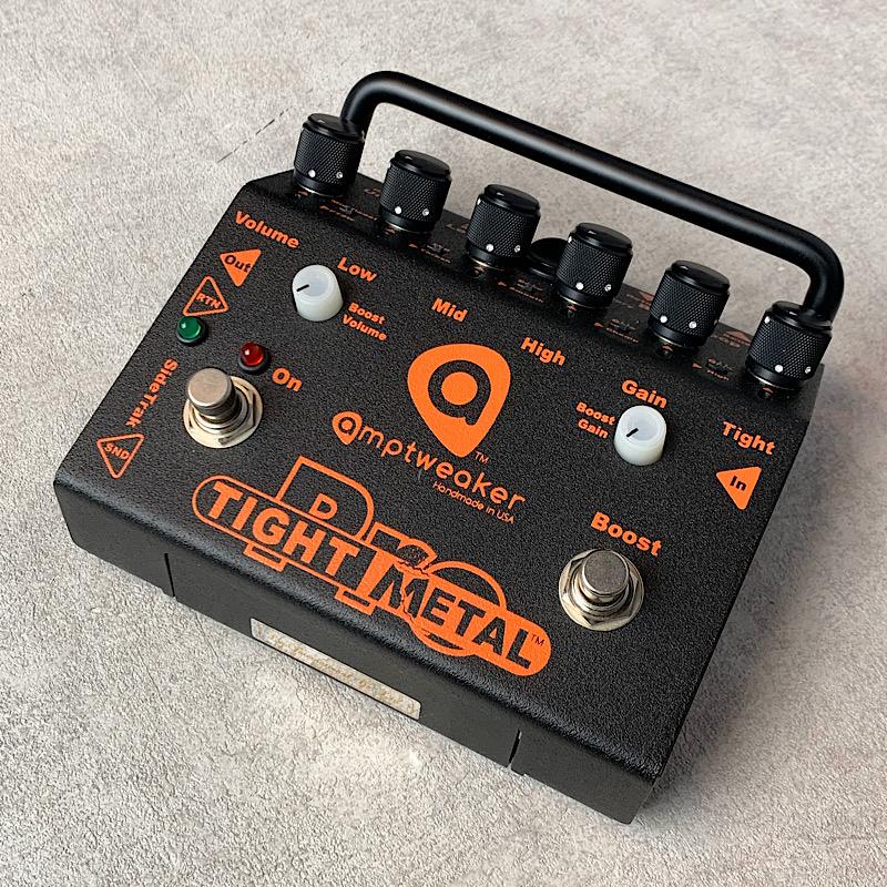 Amptweraker / Tight Metal Pro 【中古】【used/ユーズド】【ギター/エフェクター/ディストーション/箱・説明書付】【smtb-tk】