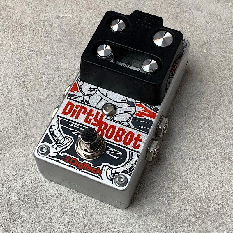 DigiTech / Dirty Robot 【中古】【used/ユーズド】【エレキギター/エフェクター/シンセサイザーエミュレーションペダル】【smtb-tk】
