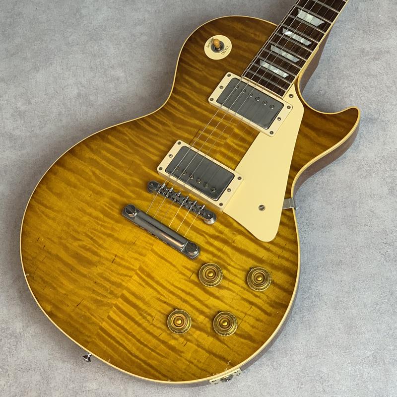 Gibson Custom Shop / True Historic 1959 Les Paul Reissue Murphy Burst Aged/Brown Lemon 【中古】【楽器/エレキギター/ギブソン/カスタムショップ/トゥルーヒストリック/1959リイシュー/マーフィーバースト/トム・マーフィー/2016年製/ハードケース・認定証付】