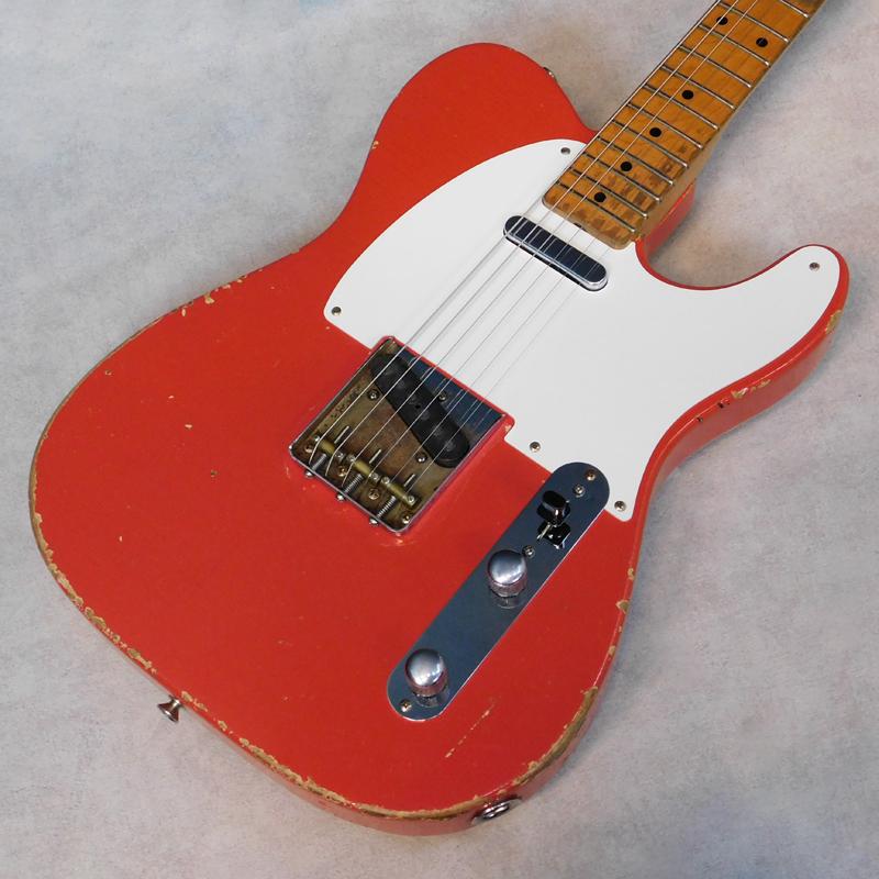 Dwight / 1950s Esquire Mod【中古】【楽器/エレキギター/ドゥワイト/エスクワイヤ/テレキャスターMOD/イングランド製/ハードレリック/非純正ハードケース付】