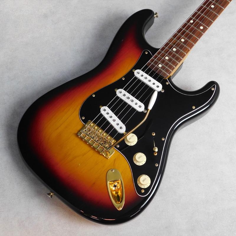 Fender Japan / ST62G-80TX【中古】【楽器/エレキギター/フェンダー/フェンダージャパン/ストラトキャスター/テキサススペシャル/ゴールドパーツ/2000年頃製造/純正ソフトケース付】
