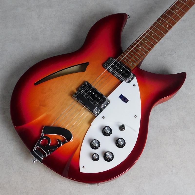 Rickenbacker / 330 Fireglo 【中古】【楽器/エレキギター/リッケンバッカー/330/ファイアグロー/2011年製/純正ハードケース付】