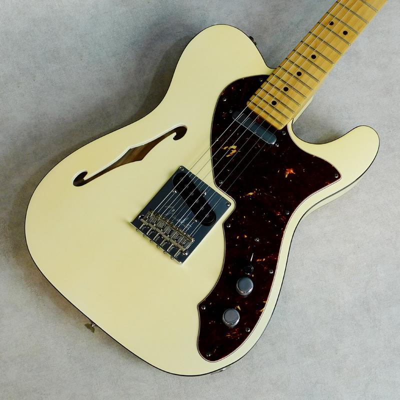 Fender / Limited Edition 60th Anniversary Tele-bration Modern Thinline Telecaster 【中古】【楽器/エレキギター/フェンダー/テレキャスター/シンライン/テレブレーション/60th Anniversary/2011年製/ハードケース付】