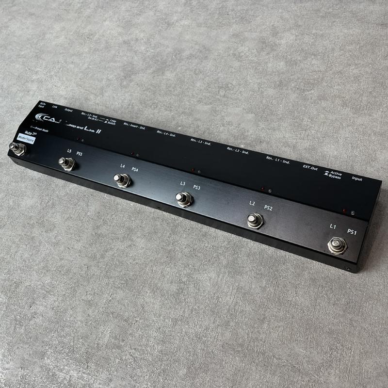【国内発送】 Custom Audio Japan / Loop and Link II【】【used/ユーズド】【ギター/エフェクター/スイッチングシステム/カスタムオーディオジャパン】【smtb-tk】, オゴオリシ 76f2d1df