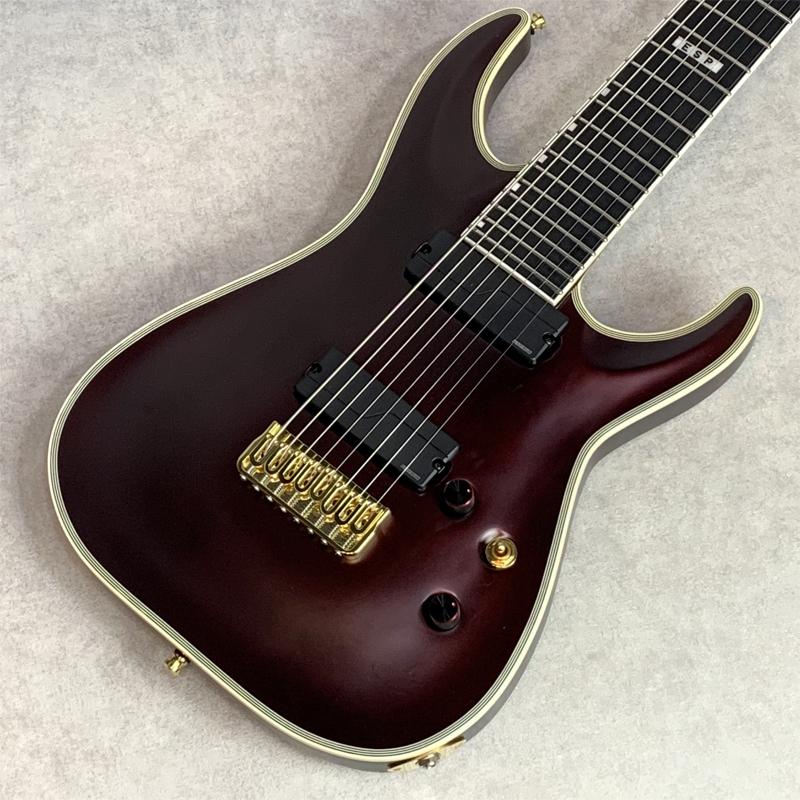 送料無料 E-II HRF NT-8B Mod 中古 楽器 エレキギター ESP セール開催中最短即日発送 純正ソフトケース付 8弦 NT Fishman HATAノブ 2015年製 フィッシュマン E-2 予約