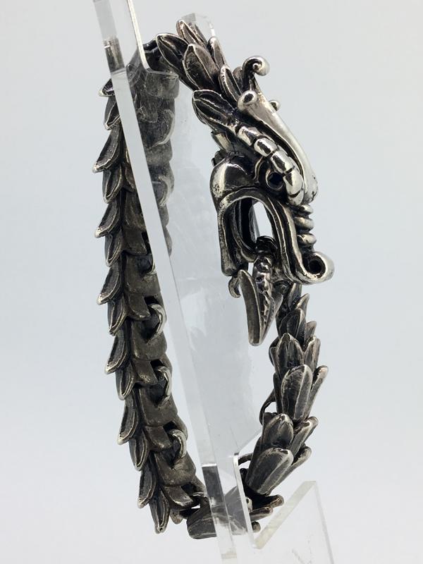【中古】ROYALORDER(ロイヤルオーダー) Dragon Tail ブレスレット