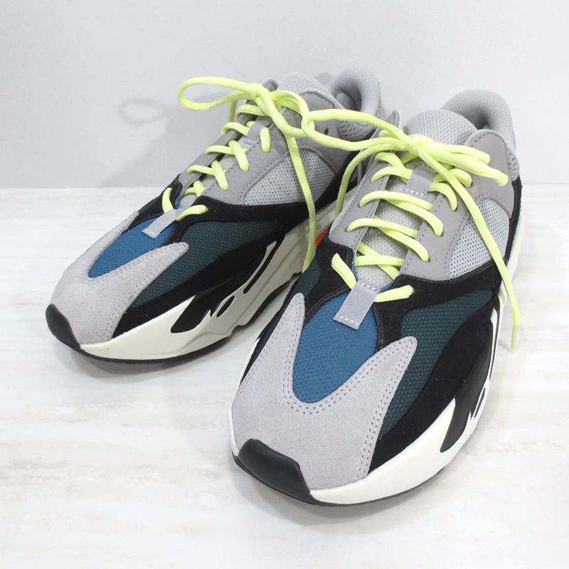 【中古】adidas Originals by KANYE WEST|アディダスオリジナルス バイ カニエウェスト B75571 YEEZY BOOST 700