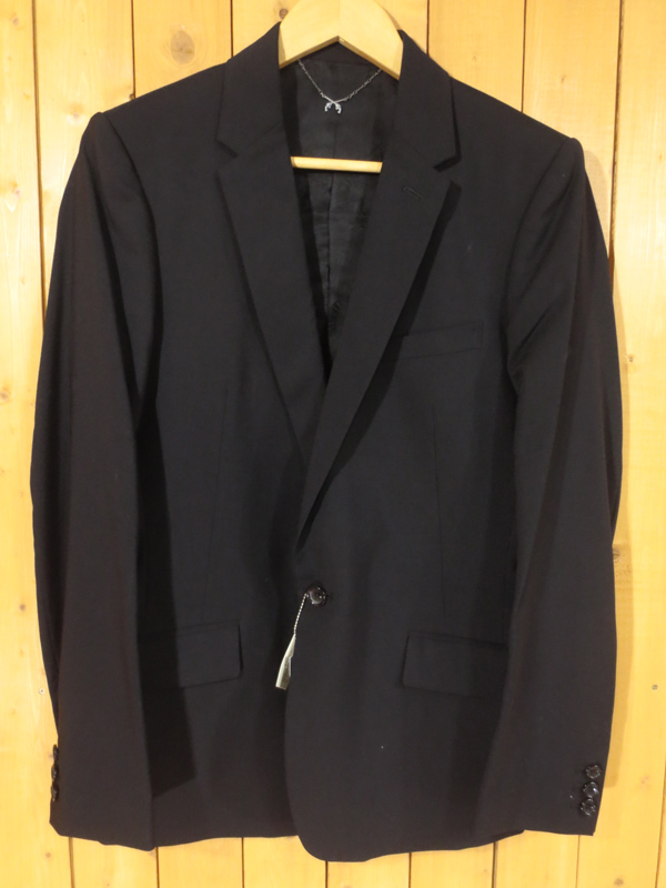 【中古】roar/ロアー テーラードジャケット サイズ:2 カラー:ブラック / ドメス