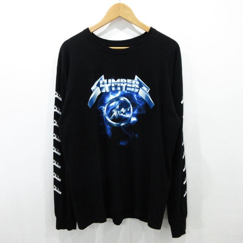 【中古】NEIGHBORHOOD/ネイバーフッド 長袖Tシャツ サイズ:XL カラー:ブラック / ストリート【f103】