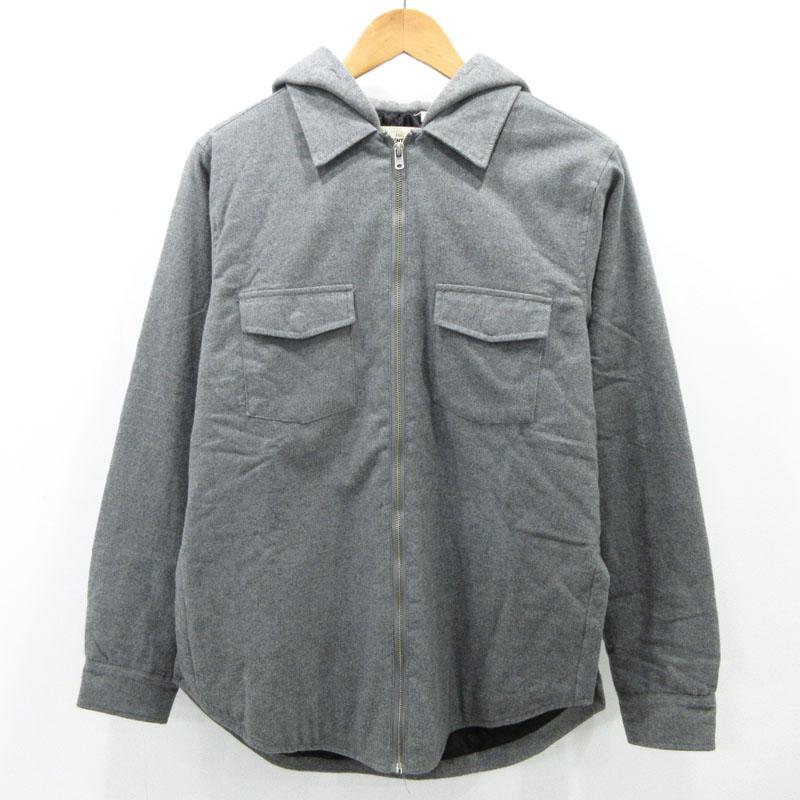 【中古】FOG ESSENTIALS/エフオージーエッセンシャルズ ジャケット サイズ:S カラー:グレー【f108】