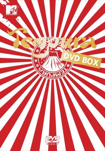 TEMPURA DVD-BOX【中古】【趣味・スポーツ・その他DVD】