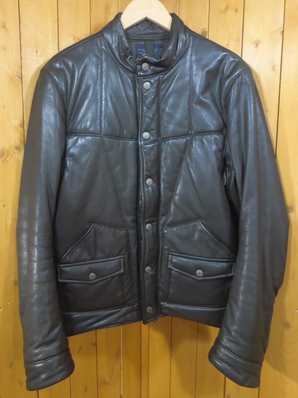 【中古】nonnative/ノンネイティブ レザージャケット サイズ:1 カラー:ブラック / ストリート