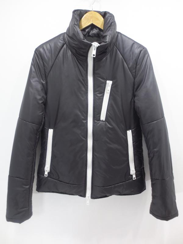 【中古】ripvanwinkle/リップヴァンウィンクル 中綿ジャケット サイズ:3 カラー:グレー系 / ドメス