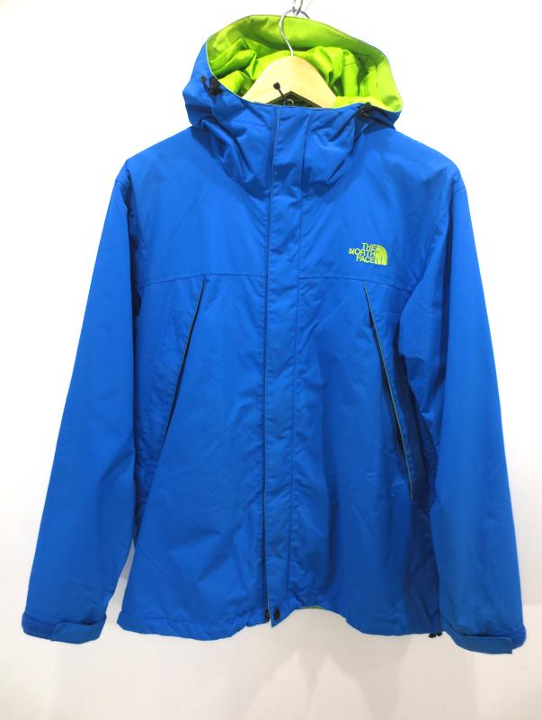 【中古】THE NORTH FACE/ノースフェイス スクープジャケット NP10913 サイズ:M カラー:ロイヤルブルー / アウトドア