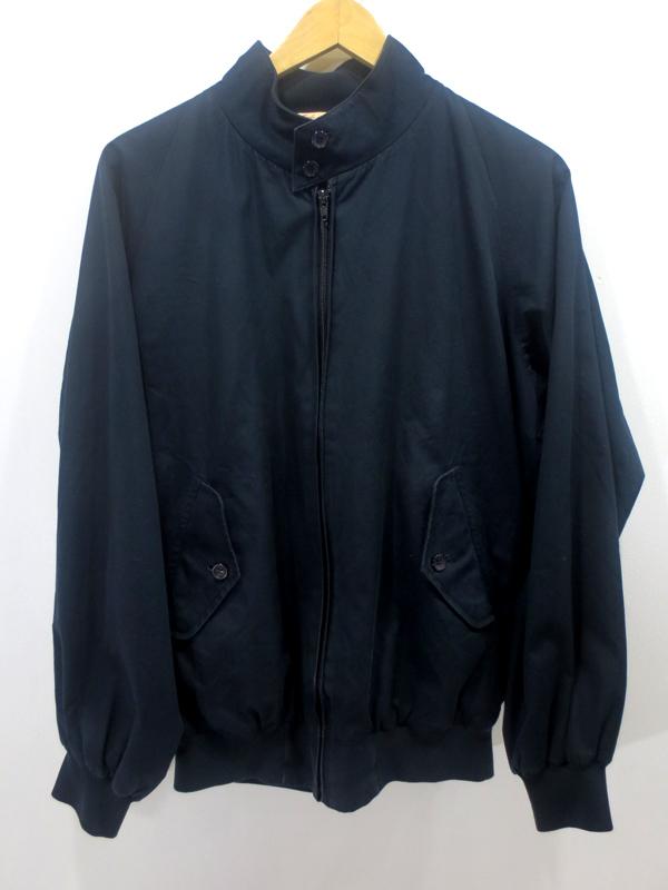 【中古】BARACUTA/バラクータ スイングトップ ジャケット サイズ:38 カラー:ブラック / インポート