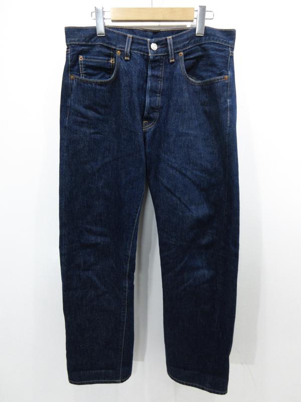 【中古】LEVI'S VINTAGE CLOTHING/リーバイスヴィンテージクロージング ボタンフライデニムパンツ 501XX サイズ:34 カラー:インディゴ / アメカジ【f107】