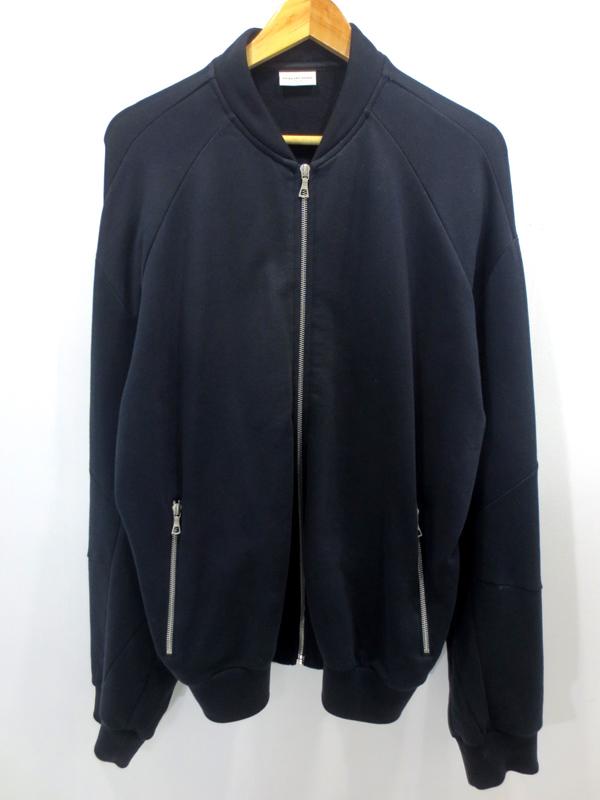 【中古】Dries Van Noten/ドリスヴァンノッテン ブルゾン ジャケット サイズ:S カラー:ブラック
