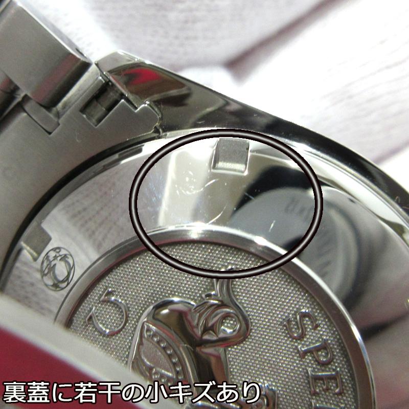【】OMEGA/オメガスピードマスターデイト腕時計カラー:シルバー×ブラック【f132】