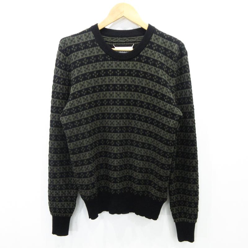 【中古】Maison Martin Margiela/メゾンマルタンマルジェラ ニット セーター サイズ:S カラー:- / インポート【f108】