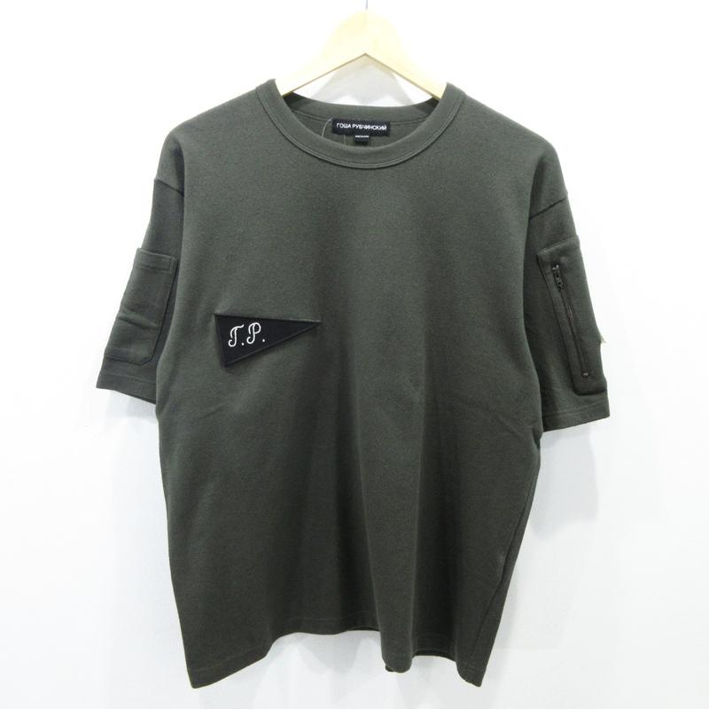 【中古】Gosha Rubchinskiy|ゴーシャラブチンスキー 半袖Tシャツ サイズ:M カラー:-【f108】