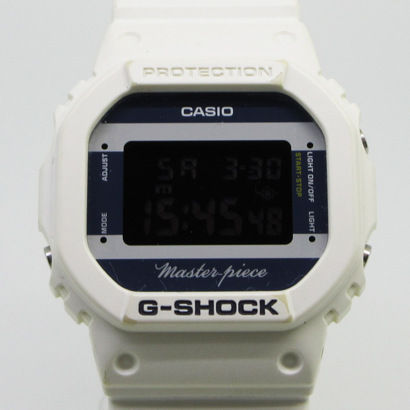 【中古】CASIO|カシオ G-SHOC マスターピース コラボ KDW-5600VT-1T 腕時計 サイズ:- カラー:ホワイト【f131】