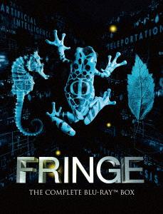 【全巻】FRINGE/フリンジ <シーズン1-5> ブルーレイ全巻セット(22枚組) 【中古】【洋画・TVドラマBlu-ray】