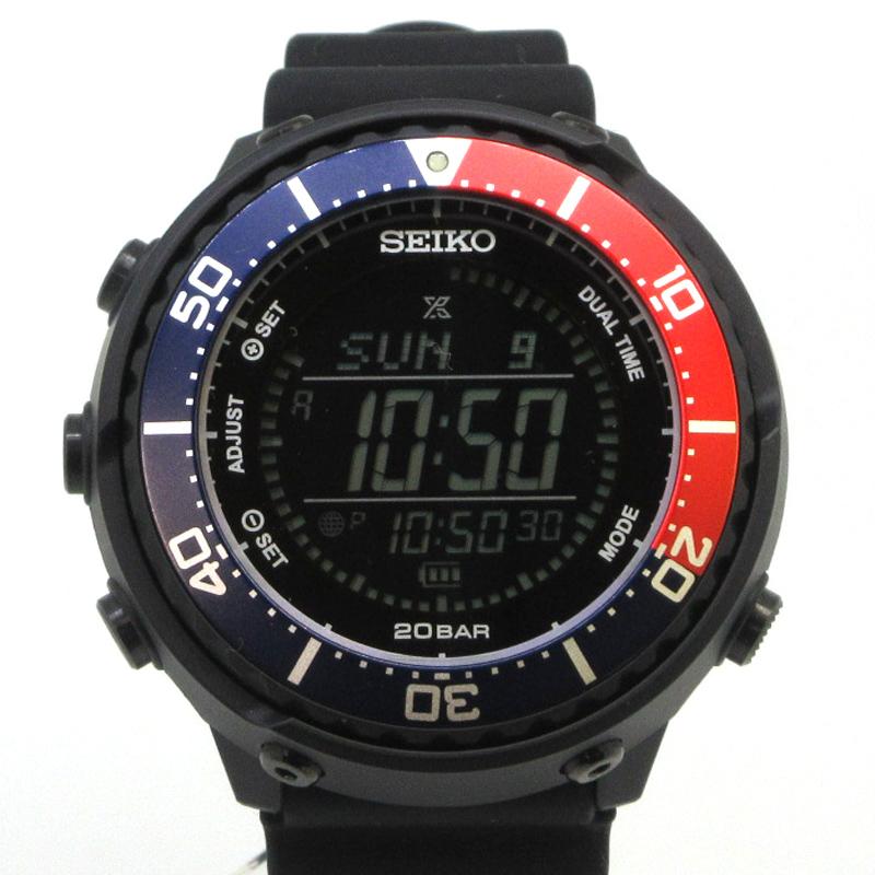 【中古】SEIKO|セイコー PROSPEX プロスペックス 腕時計 SBEP003 サイズ:- カラー:-【f131】