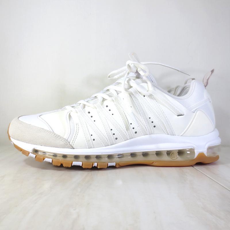 CLOT X NIKE | Coagulum X Nike AO2134 100 AIR MAX 97 HAVEN CLOT Air Max 97 ヘイブン coagulum | Sneakers size: A 29.5cm color: WHITEOFF WHITE SAIL