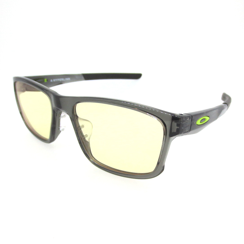 【中古】OAKLEY オークリー OX8051-0254 HYPERLINK ハイパーリンク サングラス サイズ:54□18 140 カラー:Grey Smoke【f116】
