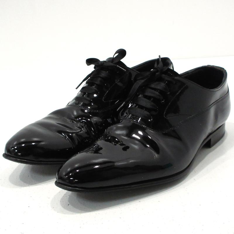 【中古】EDWARD GREEN|エドワードグリーン IFFORD CEMENT / BOOTS / ブーツ サイズ:26 カラー:ブラック【f127】