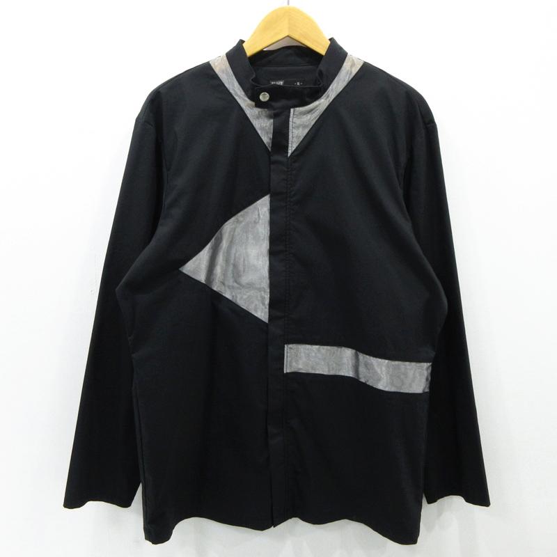 信用 中古 ARISTRIST アリストリスト 長袖シャツ カラー:ブラック アウトドア オンラインショップ f092 サイズ:XL