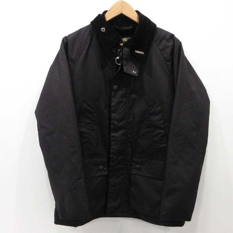 【中古】Barbour|バブアー BEDAIL PILE LINING オイルドジャケット 1602152 サイズ:34 カラー:ブラック / インポート【f094】