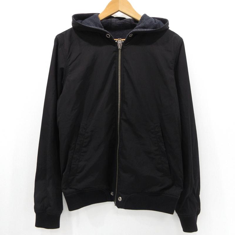 中古 DIESEL 超安い ディーゼル リバーシブル ジャケット サイズ:M インポート 通販 激安 gwpu カラー:ブラック f094