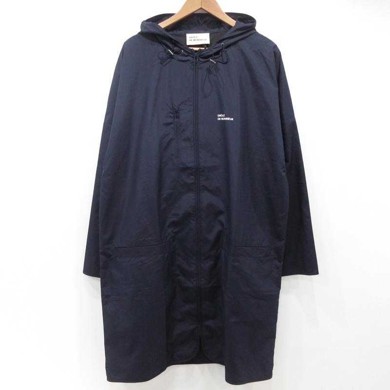 【中古】DROLE DE MONSIEUR|ドロール ド ムッシュ Classic NFPM Jacket コート ジャケット SS20JT006 サイズ:L / ストリート【f096】