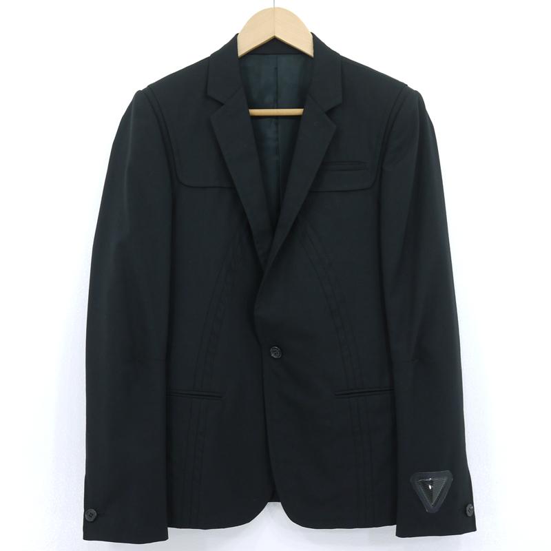 【中古】UNDERCOVER|アンダーカバー セットアップスーツ ジャケット パンツ ブラック サイズ:3【f096】