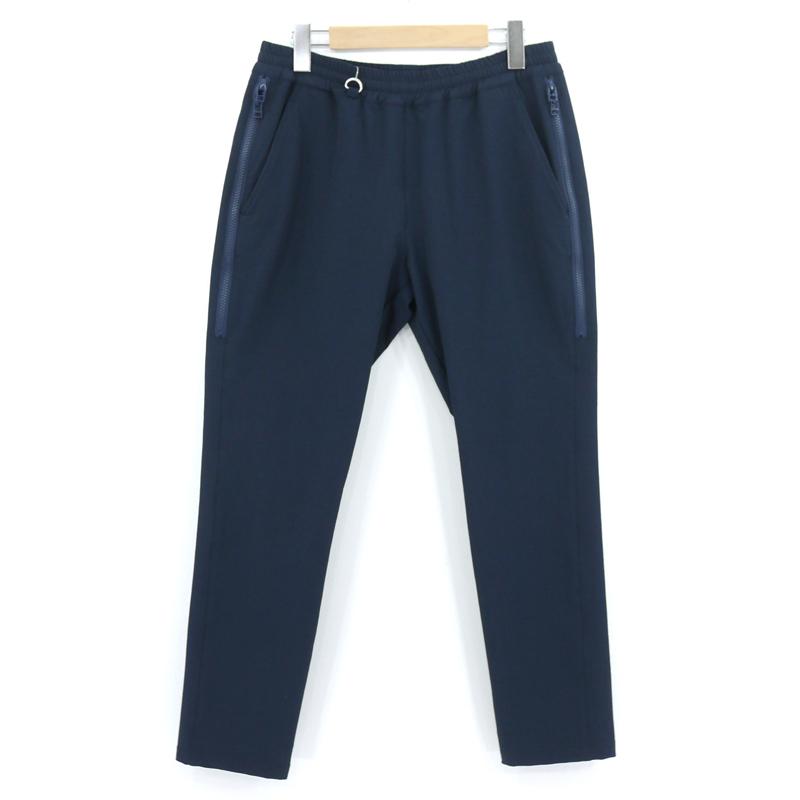 【中古】SOPHNET.|ソフネット STRETCH DOUBLE CLOTH VENTILATION PANTS ベンチレーションパンツ ネイビー サイズ:M【f107】