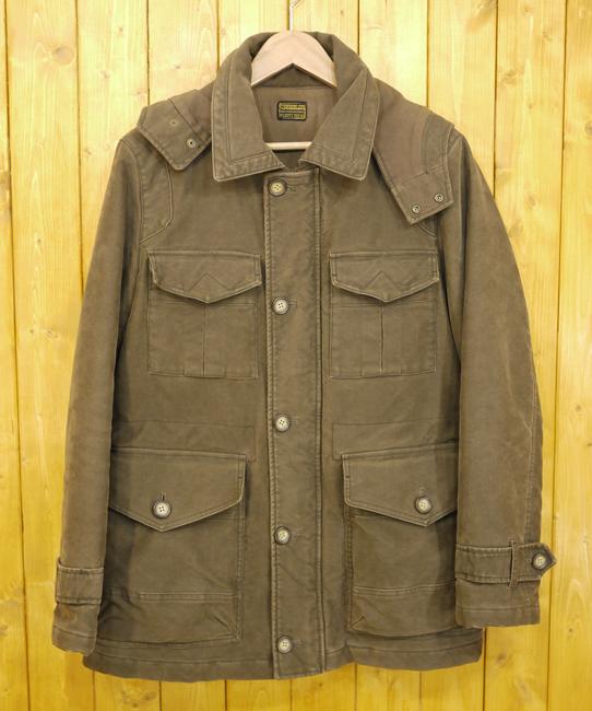 【中古】TENDERLOIN/テンダーロイン ジャケット サイズ:S カラー:ブラウン系