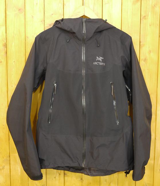 【中古】ARC'TERYX/アークテリクス Beta SL Hybrid Jacket Women's/ベータSLハイブリッドジャケットウィメンズ/ナイロンジャケット サイズ:M カラー:ブラック