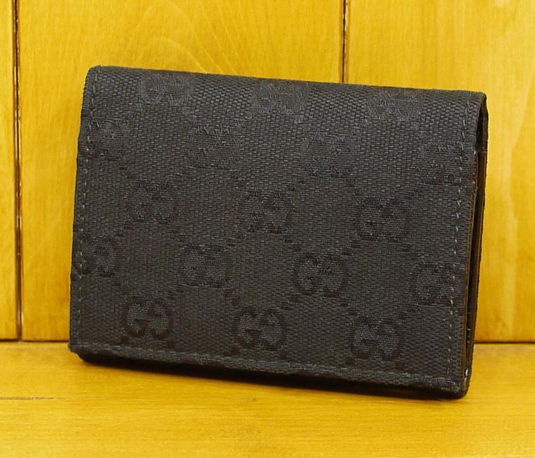 【中古】GUCCI/グッチ 120965 GGキャンバス カードケース