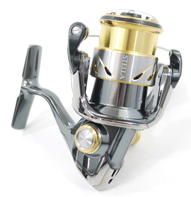 【中古】【フィッシング/釣り/釣具】 【スピニングリール】【左ハンドル/レフトハンドル】SHIMANO/シマノ 14 ステラ C2000HGS