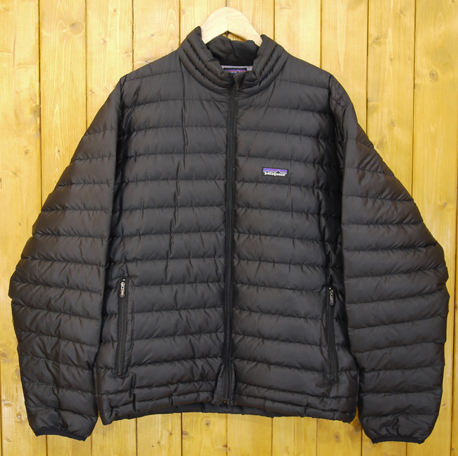 【中古】Patagonia/パタゴニア ダウンジャケット サイズ:M カラー:ブラック