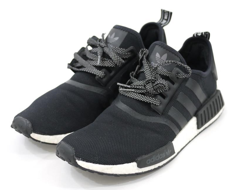 【中古】Adidas/アディダス NMD R1 REFLECTIVE PACK S31505 スニーカー サイズ:30.0cm カラー:ブラック【f126】