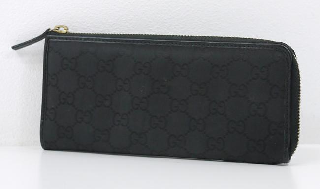 【中古】GUCCI/グッチ 268917 - L字型ファスナー長財布【f125】