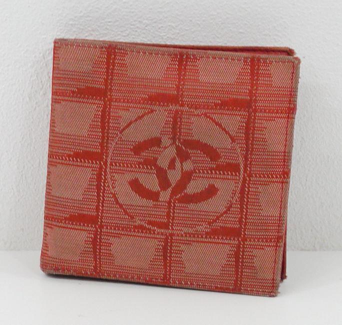 【中古】CHANEL/シャネル - ニュートラベル 二つ折り財布【f125】