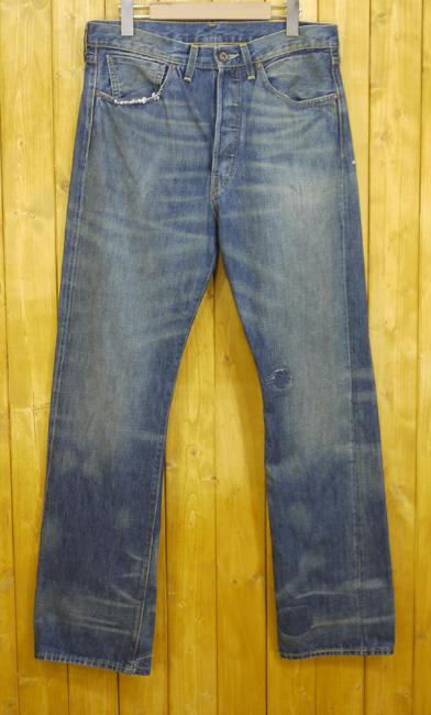 【中古】 LEVIS VINTAGE CLOTHING/ リーバイス ヴィンテージ クロージング ボタンフライ/デニムパンツ サイズ:31 カラー:インディコブルー