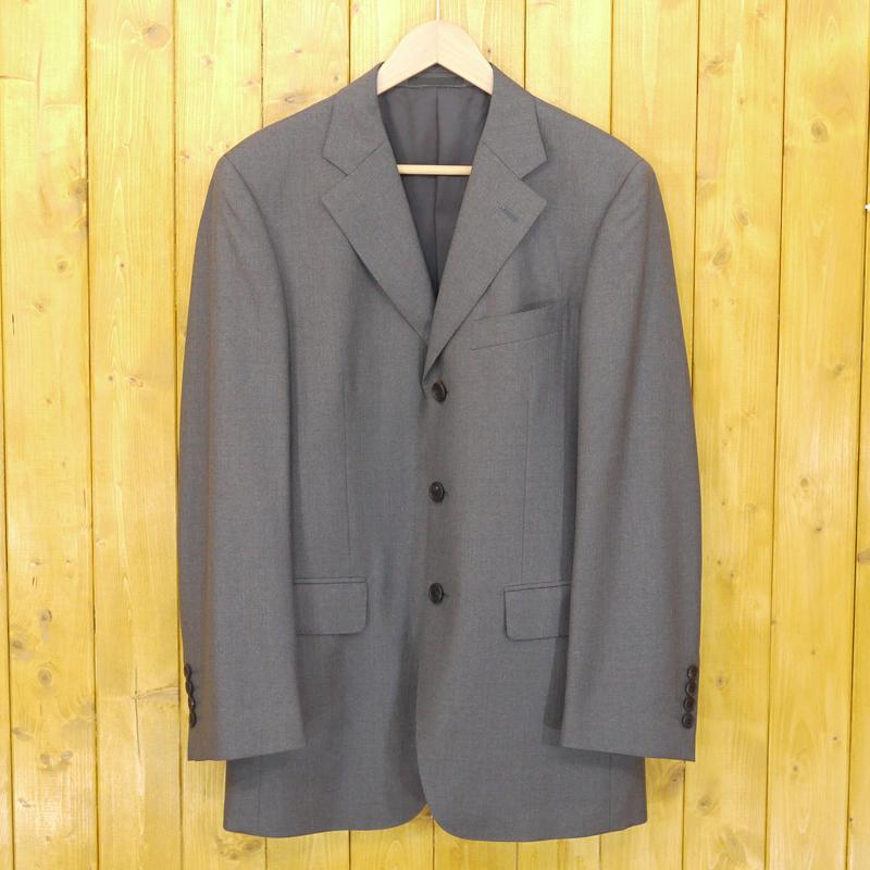 【中古】Paul Smith/ポールスミス スーツ セットアップ テーラードジャケット スラックス サイズ:M カラー:グレー【f094】