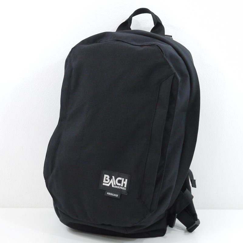 【中古】BACH/バッハ バックパック/リュック サイズ:- カラー:ブラック【f121】