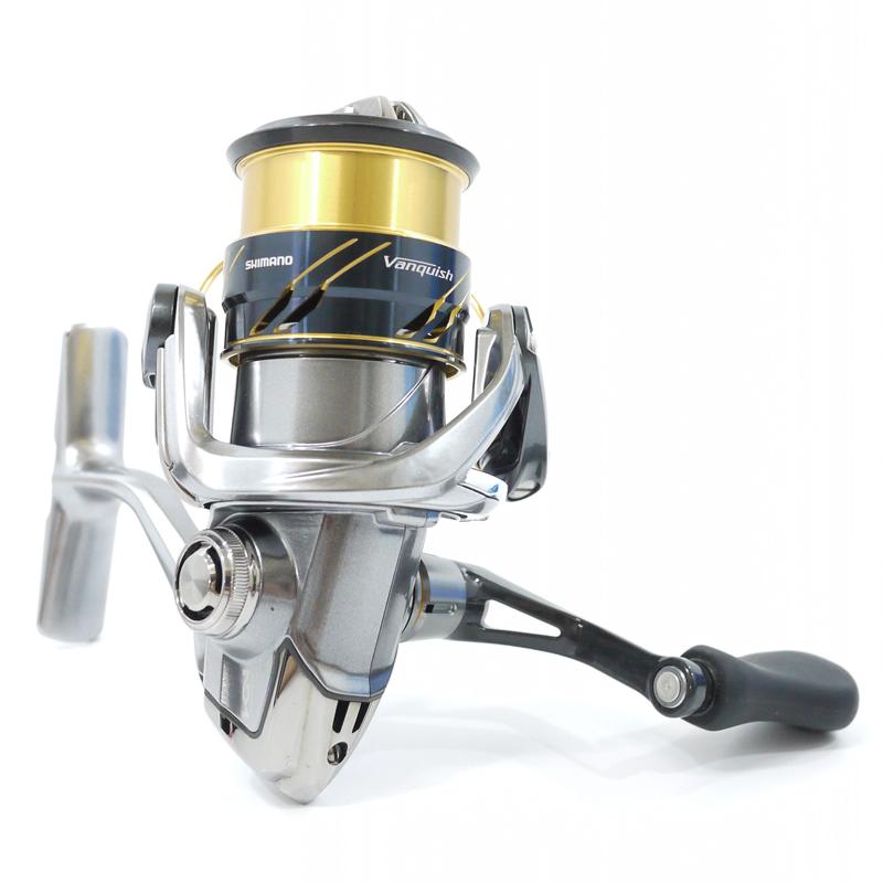 【中古】【フィッシング/釣り/釣具】 【スピニングリール】【左ハンドル/レフトハンドル】SHIMANO/シマノ 16 ヴァンキッシュ 1000PGS
