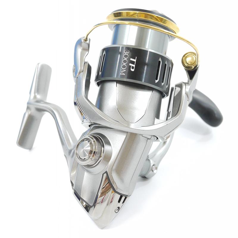 【中古】【フィッシング/釣り/釣具】 【スピニングリール】【左ハンドル/レフトハンドル】SHIMANO/シマノ 15 ツインパワー 3000HGM